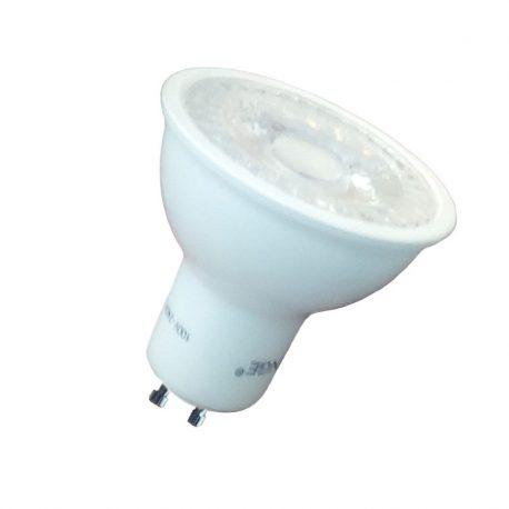 GU10 con luz Cálida